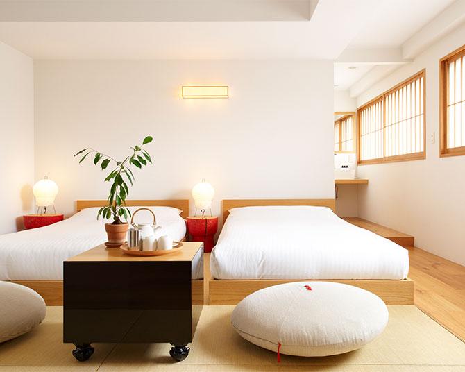 "Hotel CLASKA Room 606 ""Tatami"""