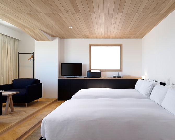 """Hotel CLASKA Room 705 """"tohch"""""""