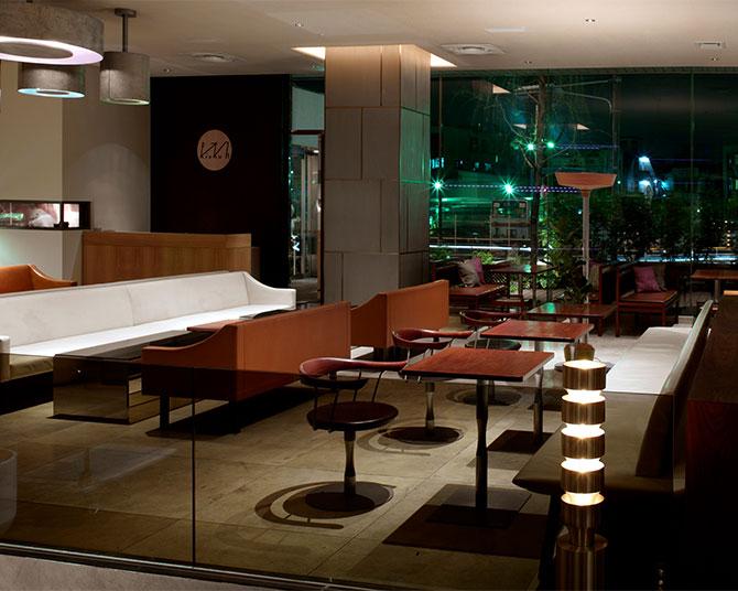 """CLASKA Restaurant """"kiokuh"""""""