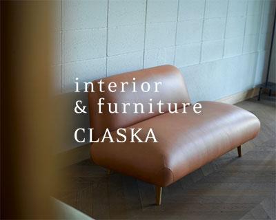 interior & furniture CLASKA