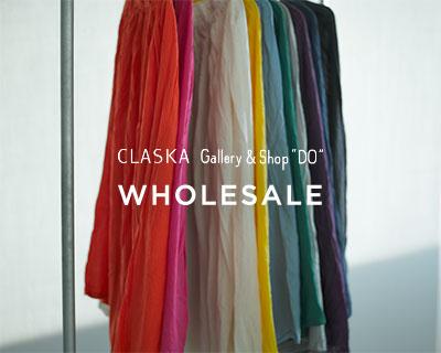 CLASKA Gallery & Shop DO WHOLESALE